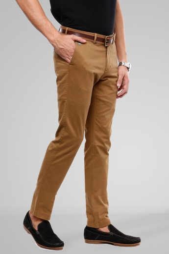 INDIAN TERRAIN Solid Pants