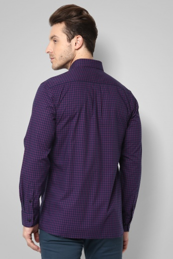 ARROW Checked Full Sleeves Shirt