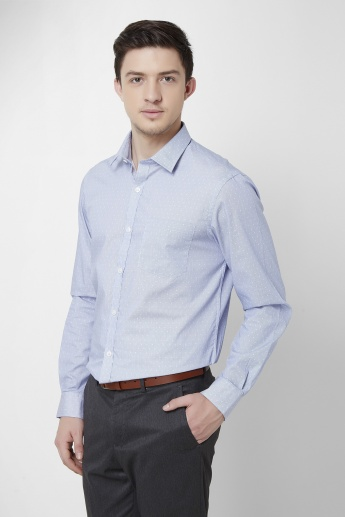 ARROW Printed Slim Fit Formal Shirt