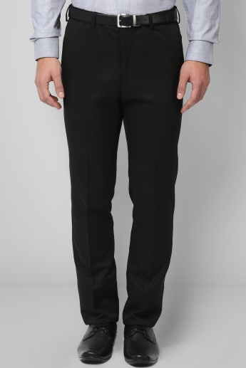 ARROW Solid Formal Trousers