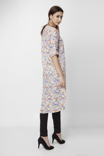 AND Graphic Printed Tunic