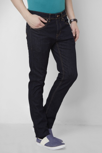 BEING HUMAN Classic Slim Fit Jeans