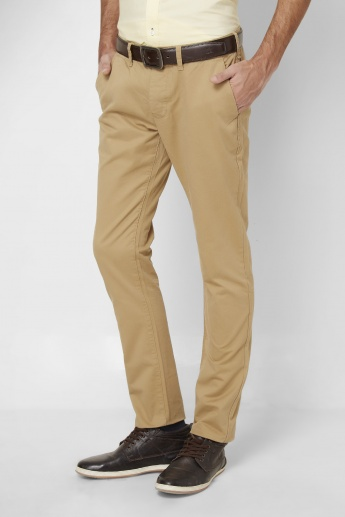 BEING HUMAN Urbane Slim Fit Chinos