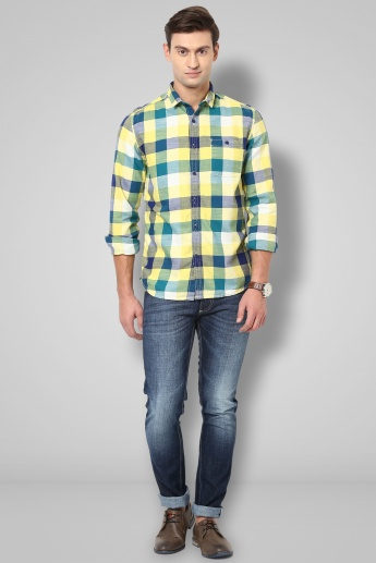 BOSSINI Casual Big Checks Shirt