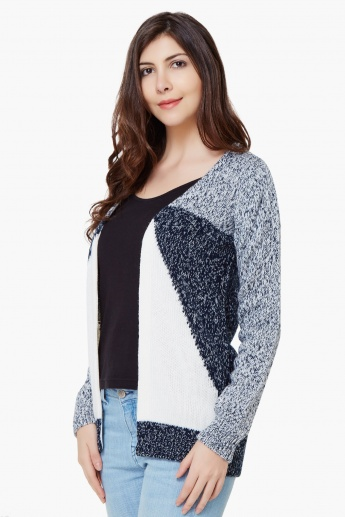 BOSSINI Knitted Woolly Shrug