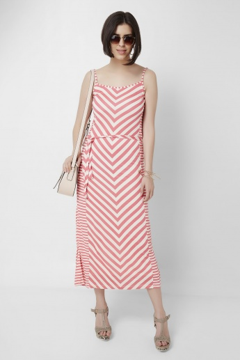 BOSSINI Printed Maxi Dress