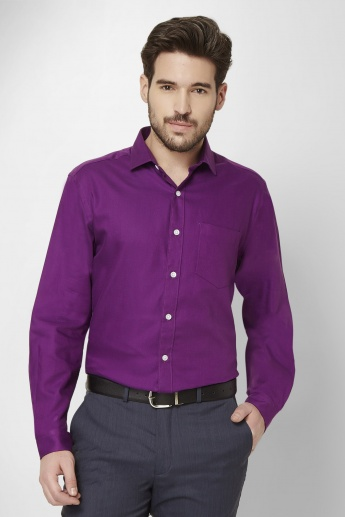 CODE Full Sleeves Formal Shirt