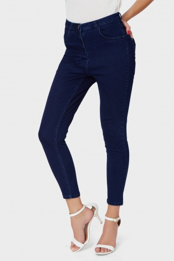 CODE Skinny Ankle Length Jeans