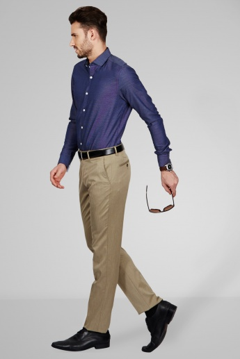 CODE Slim Fit Formal Shirt