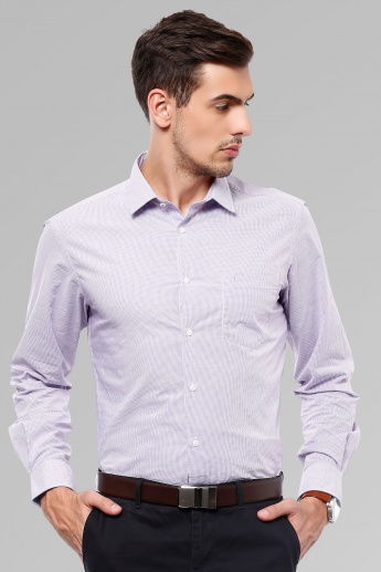 INDIAN TERRAIN Slim Fit Formal Shirt