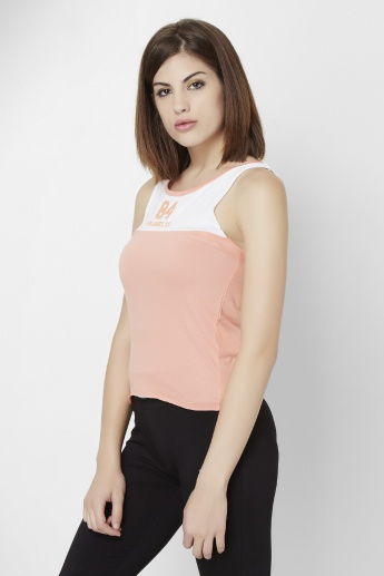 KAPPA Sporty Sleeveless Top