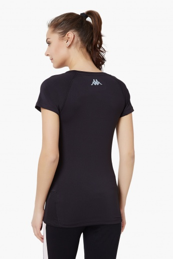 KAPPA Sweat Out Sporty Top