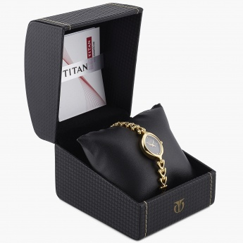 TITAN NE2370YM04 Raga Analog Watch
