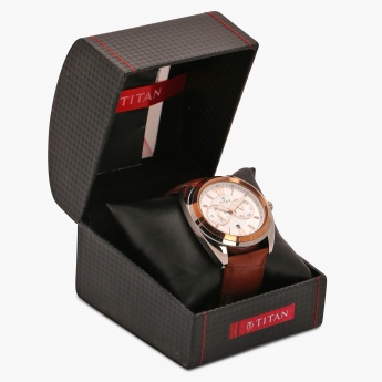 TITAN 9497KL02J Men Multifunction Watch