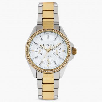 GIORDANO 2721-22 Multifunction Watch