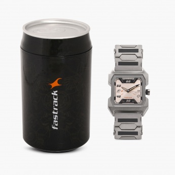 FASTRACK NF1474SM01 Multifunction Men Watch