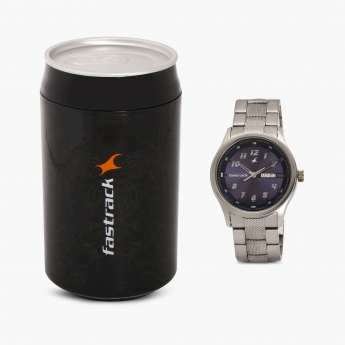 FASTRACK NF3001SM02 Multifunction Men Watch