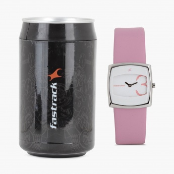 FASTRACK NF6013SL01 Analog Watch