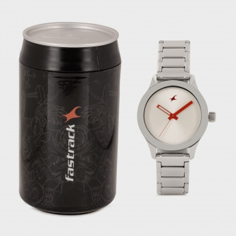 FASTRACK NF6078SM02 Analog Watch