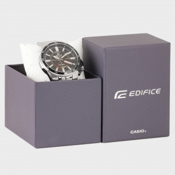CASIO EX268 Analog with Day & Date Watch