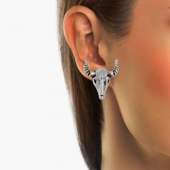 TONIQ Animal Instinct Stud Earrings
