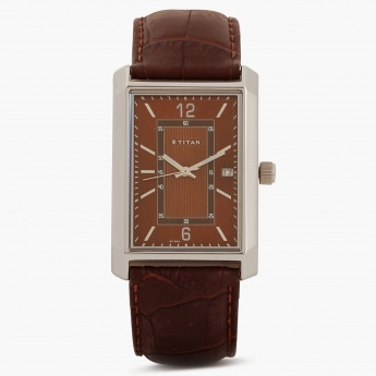 TITAN Classique 1697SL02 Analog With Date Watch