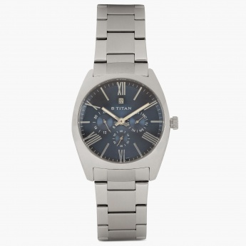 TITAN Steel Collection 9476SM03J Chronograph Watch