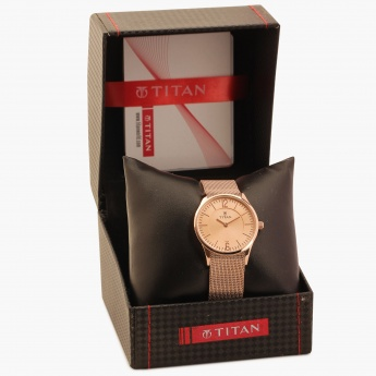 TITAN Workwear 95035WM01J Analog Watch