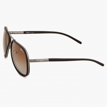 OPIUM OP-1426-C03 Aviator-Inspired Sunglasses