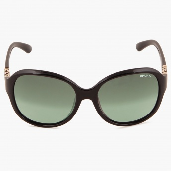 OPIUM OP-1305-C04 Oversized Sunglasses