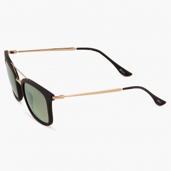 OPIUM OP-1407-C03 Brow Bar Sunglasses