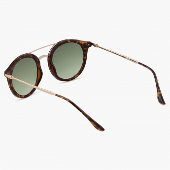 OPIUM OP-1424-C03 Brow Bar Sunglasses