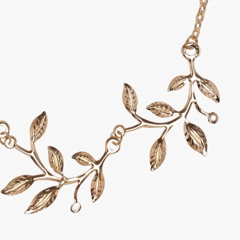 TONIQ Leafs From The Sea Necklace