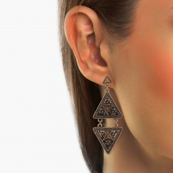 TONIQ Agegean Drop Earrings
