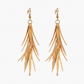TONIQ Deadly Drama Drop Earrings
