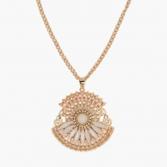 GINGER Chic Bling Necklace