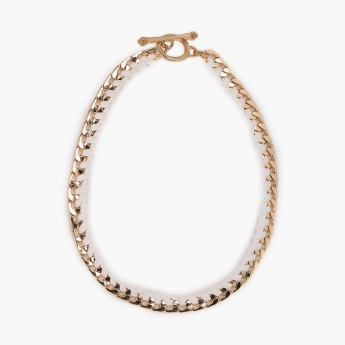GINGER Curb Chain Bracelet