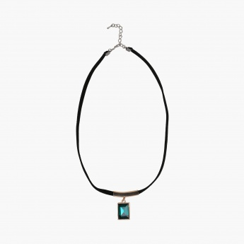 GINGER Gem Girl Choker Necklace