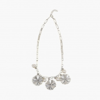 GINGER Flower Power Necklace