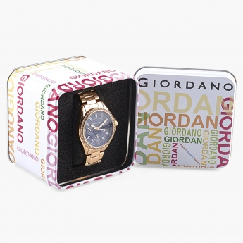 GIORDANO 2721-55 Multifunctional Watch