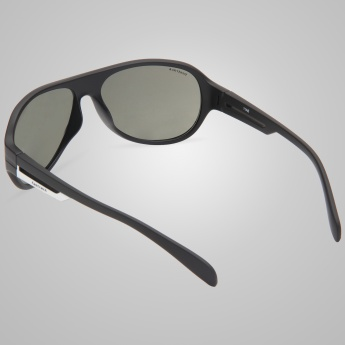 FASTRACK P197GR1 Oval Sunglasses