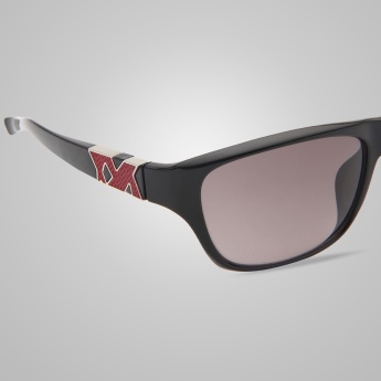 MIAMI BLUES Square Sunglasses