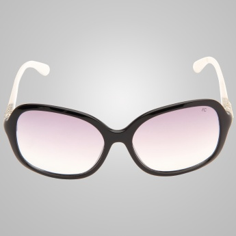 FCUK Dual Tone Butterfly Sunglasses