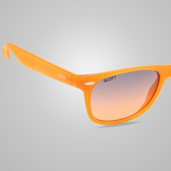 SCOTT Dual Shade Wayfarer Sunglasses