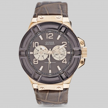 GUESS W0040G3 Men Multifunction Watch