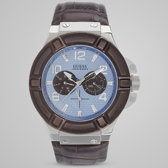 GUESS W0040G10 Men Multifunction Watch