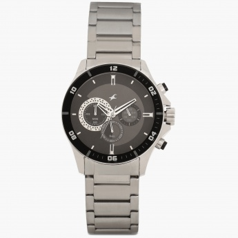 FASTRACK ND3072SM02 Men Chronograph Watch