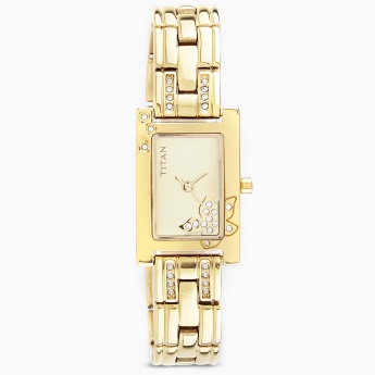 TITAN NF9716YM01J Women Analog Watch