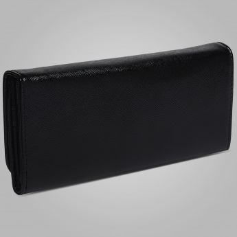 PAPRIKA Bow Trim Wallet