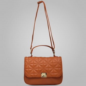 LAVIE Patterned Boardroom Handbag